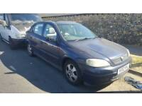 For sale Vauxhall Astra 1.8 petrol automatic