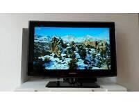 Samsung flatscreen TV 31 inch screen