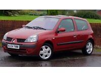 2005 (54) Renault Clio Dynamique 1.2