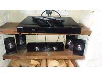 "Samsung Tv 32"" & Blue Ray DVD & home cinema surround system"