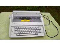 Brother Electric Typewriter