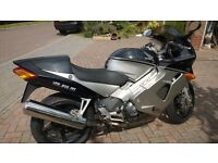 Honda VFR800F, 12months MOT no advisories comes with single seat cowling and topbox