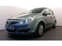 2010 | Vauxhall Corsa 1.3 CDTI | Manual | ONE OWNER FROM NEW | VERY GODD CONDITION | 1 YEAR MOT |