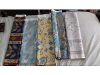 Good Quality Retro Curtain/Upholstery Fabric