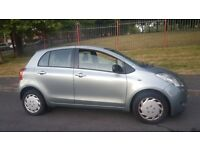 Toyota Yaris 2006 petrol 1.3 manual low mileage