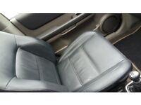 Nissan xtrail black leather seats