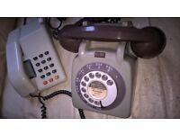 rotary dial Gpo phone 60's