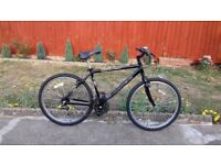 MENS GENTS ADULTS CARRERA SUBWAY 1 26 INCH WHEELS 18 INCH FRAME 12 SPEED BIKE BICYCLE