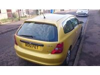 Failed mot cant afford work to be completed spares or repairs