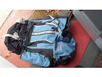 Large Hiking Bag Not used