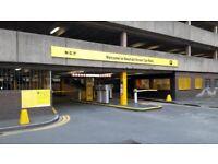 Birmingham City Centre Secure Car Parking Space