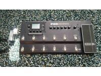 Line 6 PODHD500 Pedal Board