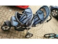 Jane Powertwin Pro Double Buggy. Low price due as was already 2nd hand and need the space!