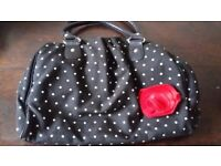 Mamas and Papas Polka-dot bag