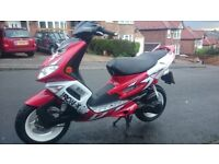 PEUGEOT SPEEDFIGHT 2 50cc STANDARD & ORIGINAL 1 OWNER BIKE GENUINE LOW MILES