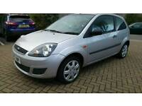 Ford Fiesta 1.6 Style 3dr Low genuine mileage HPI clear 2007 31k miles Automati