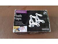 Renaissance bath taps by Bristan