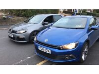 Scirocco 2.0 TDI BlueMotion GT Edition 2012 61 PLATE