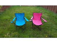 Garden barbecue and chairs for sale