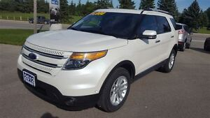 2012 Ford Explorer Limited AWD | One Owner | Leather Kitchener / Waterloo Kitchener Area image 3