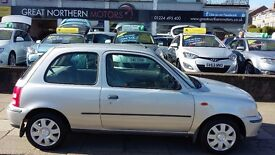 Nissan Micra 1.0 16v S(low mileage only 18k)