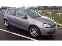 VOLKSWAGEN GOLF 2.0 GT TDI - FROM £25 PER WEEK!
