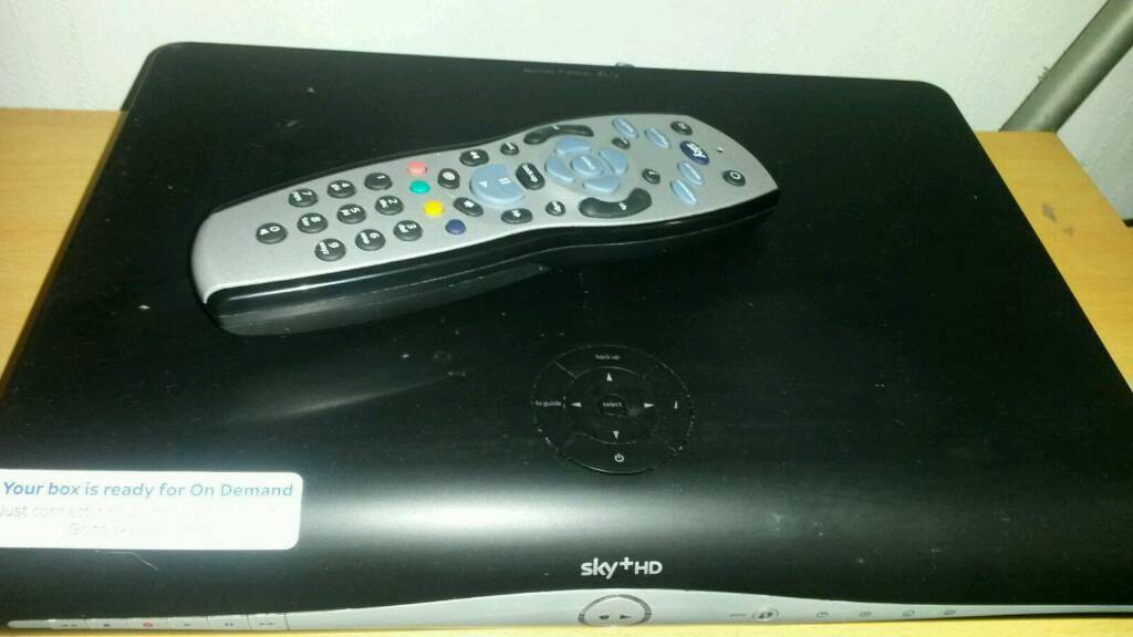 Stupendous Sky Hd Box With All Original Wires Plus Remote Control In Tooting Wiring Digital Resources Ntnesshebarightsorg
