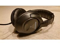 Samson Studio Headphones, CH700, Perfect Condition
