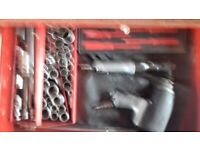 tool chest and complete hand tools