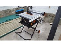 Evolution RAGE5-S Table-Saw, good compact table saw, bought new 6 months ago, selling due to upgrade
