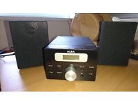 Alba mini CD player