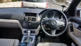 Mercedes-Benz C Class 2.1 C220 CDI Sport 4dr 2009