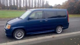 Honda stepwagon, 8 seater,versatile,multi purpose