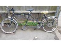 Tandem Bikes spear and repair /other bike free for parts