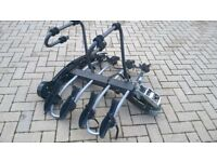 4 Bike Carrier for towbar with electrics