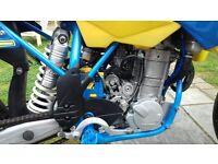 Husaburg fe650 Supermoto