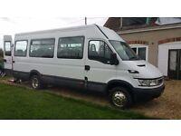 Iveco 17 seater minibus