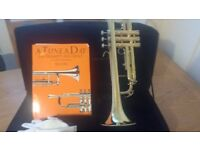 77TSC Trumpet With Soft Case
