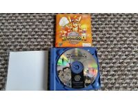 sega dreamcast Evolution boxed with instructions