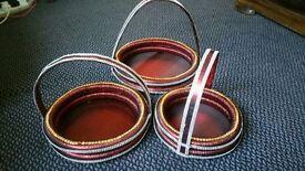 Asian wedding basket