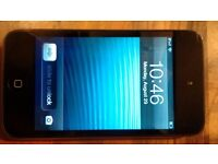 I pod touch 4th gen excellent condition