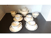 Emma Bridgewater toast & marmalade tea set