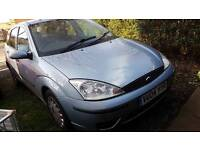 Ford Focus 04 2 litre petrol