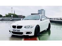 BMW 3 SERIES COUPE M SPORT AUTO E92 320D 2011 LCI