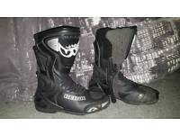 berik motorbike boots great nick 2016