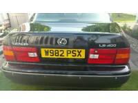 Lexus ls400 lpg
