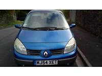 Renault Scenic diesel estate mpv REDUCED