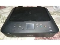 Cannon PIXMA MG6650 Printer/Scanner for sale (used once) - wireless/bluetooth