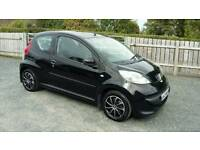 08 PEUGEOT 107 URBAN *FULL YEARS MOT* £20 TAX Citroën c1