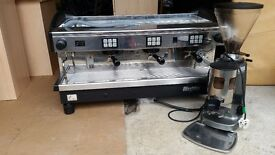3 group Magister coffee machine